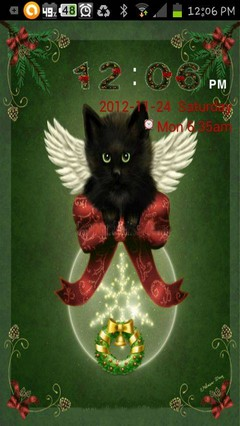 christmas kitty green