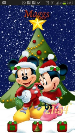 micky&minnies christmas
