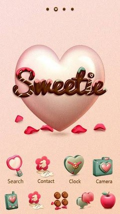 Sweetie For Valentine's Day