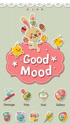 Good Mood - GO Launcher Theme