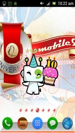 m9 10th anniversary