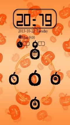 Halloween Go Locker
