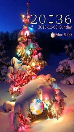 christmas tree t Locker
