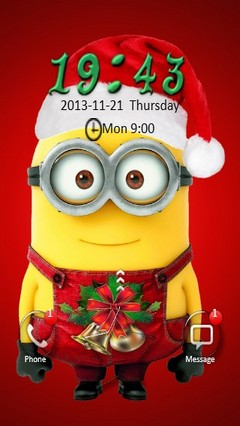 Xmas+Minion+Go+Locker