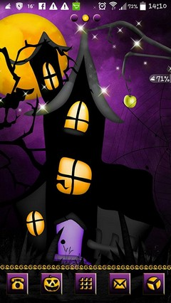 purple+halloween