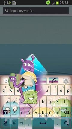 Funny Keyboard