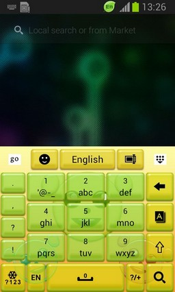 Jelly Keyboard
