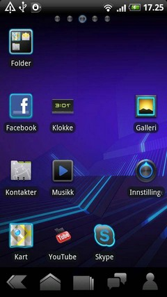 HoneyComb PRO Theme GO Launcher