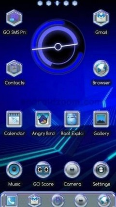 Ultimate Honeycomb GO Launcher
