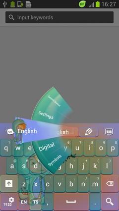 Dinosaur Keyboard