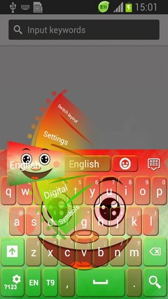 Happy Keyboard