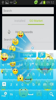 Keyboard Emoticon