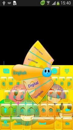 Color Emoji Keyboard