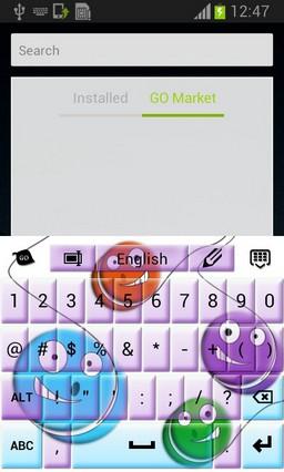 Yo-Yo Keyboard-release