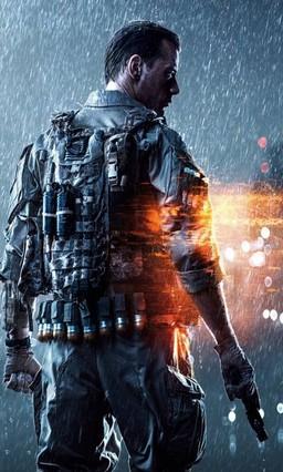 Battlefield 4 by vanko Go Launcher