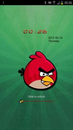 Angry Birds GoLocker