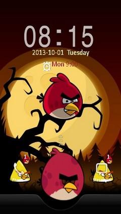 Angry Birds Locker