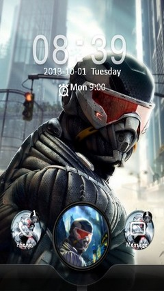 Crysis 2 Locker