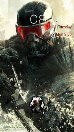 Crysis 3 Locker