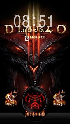 Diablo Locker