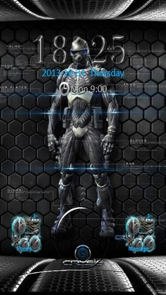 Crysis Locker