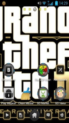 GTA 3 Go Launcher Theme
