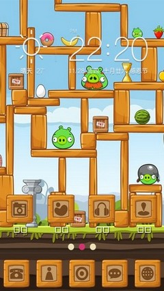 Angry Birds for 360 Launcher