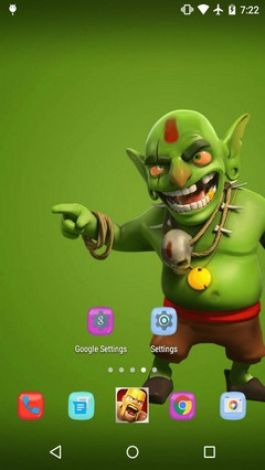 Clash of clans Themepack Android