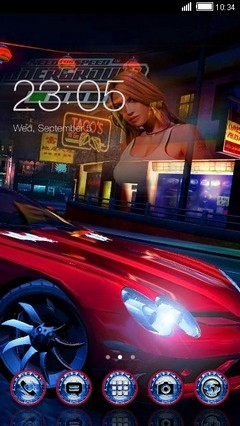 NFS game