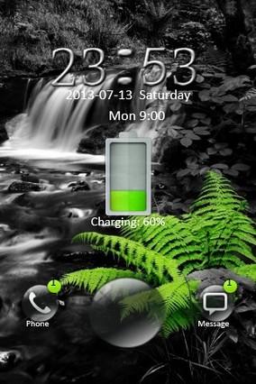 Green Leaves Go Locker