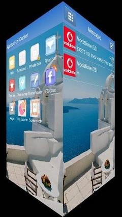 go sms template theme
