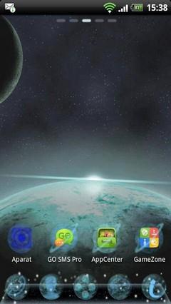 GO Launcher EX Theme Universe