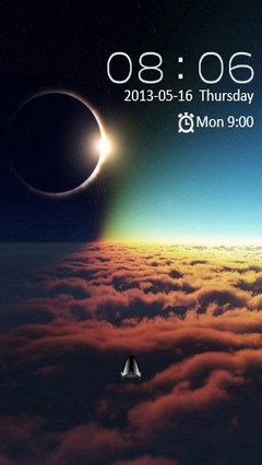 Eclipse Locker