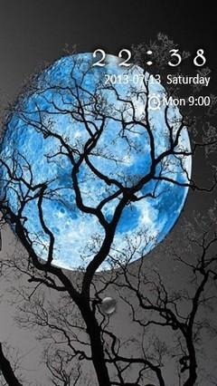 Blue Moon Go Locker