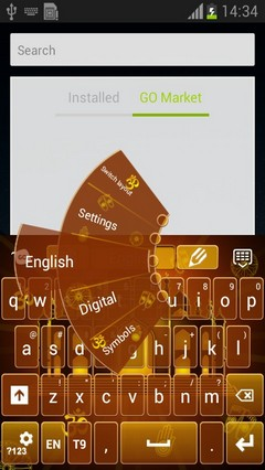 Indian Symbols Keyboard-release
