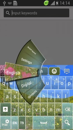 Spring Meadows Keyboard