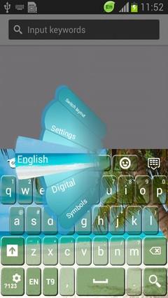 Paradise Keyboard