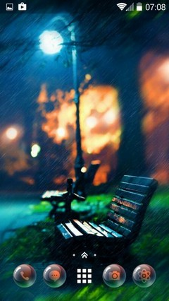 Rainy Night - 45