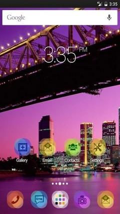 Brisbane australia GO Launcher Theme