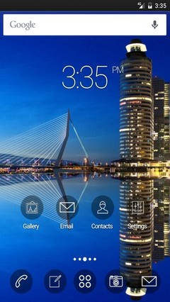 Rotterdam Netherlands Apex Launcher Theme
