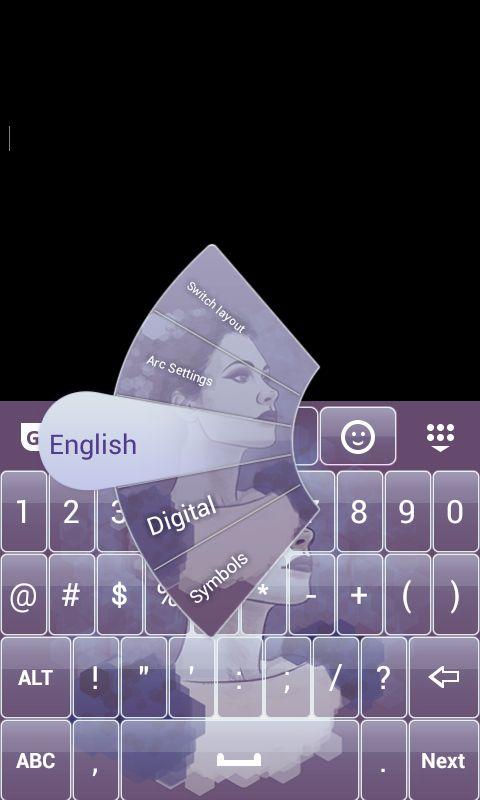 Keyboard Wallpaper for free