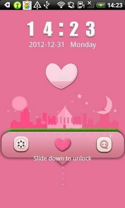 Go Locker Sweet Valentine