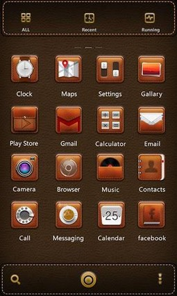 Rendezvous GO Launcher Theme