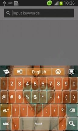 Digital Love Keyboard