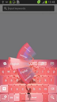 Hearts Keyboard