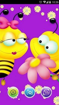 Honeybee In Love