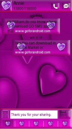 go sm pro valentine purple