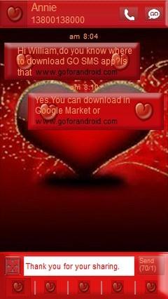 gosmspro valentine collection valentine heart