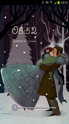WinterLove GoLocker