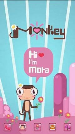 Monkey Mora Theme